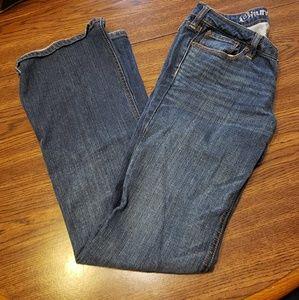 Bullhead Huntington women sz 5 flare jean